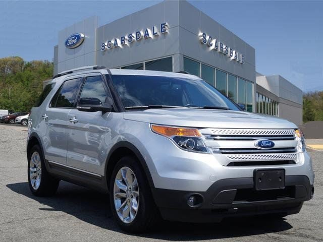2015 ford explorer xlt in scarsdale ny new york ford explorer scarsdale ford. Black Bedroom Furniture Sets. Home Design Ideas
